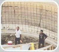 Rezervoare pentru ape reziduale